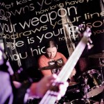 Antisect - band live at The Level Room in Philadelphia