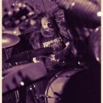 Atlas Moth - band Live at Kung Fu Necktie in Philadelphia