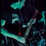 Batillus - band live at Kung Fu Necktie in Philadelphia
