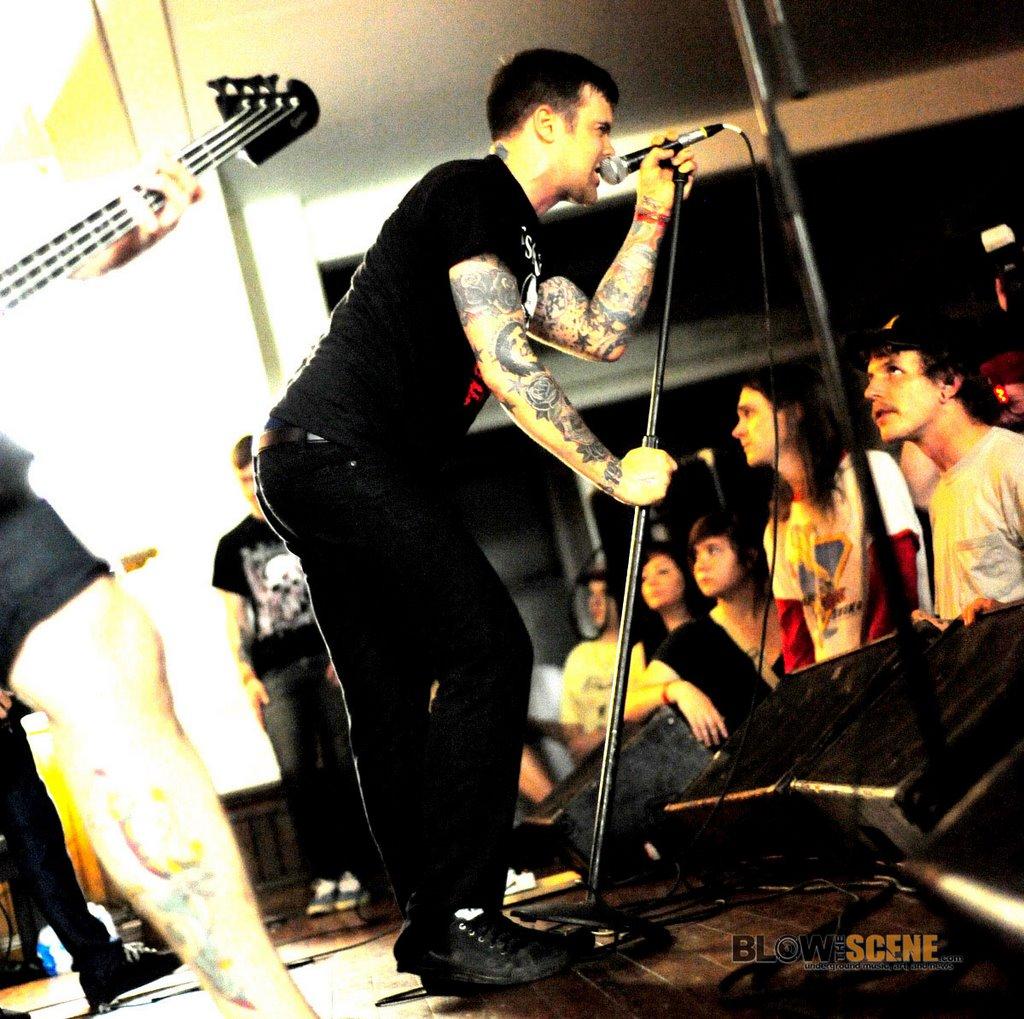 Burning Love - Live in Philadelphia 2011