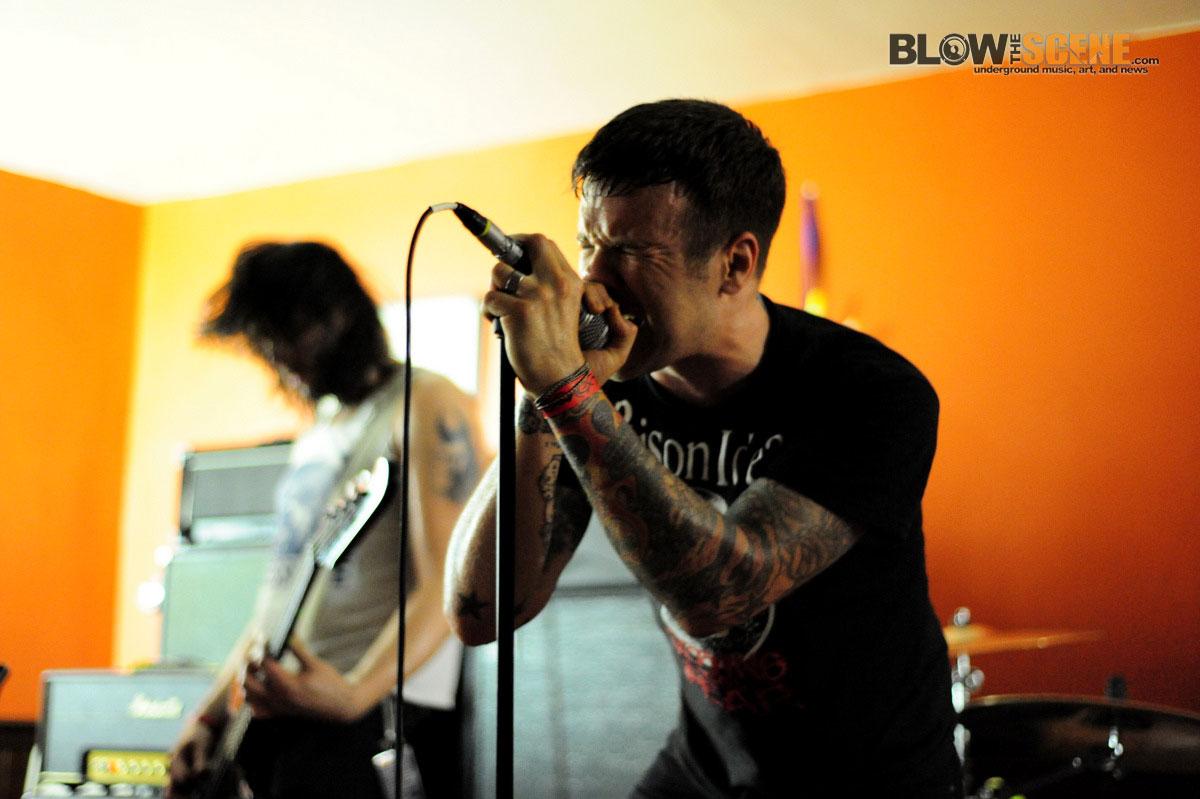 Burning Love - band live in Philadelphia