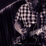 Moon Women - band live at Kung Fu Necktie in Philadelphia