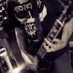 Skelptarsis - band live at The Level Room in Philadelphia