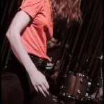 Terrible Feelings - band live at Kung Fu Necktie in Philadelphia