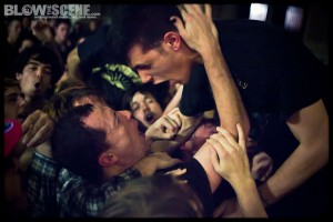 Touche Amore - Jeremy Live in Philly