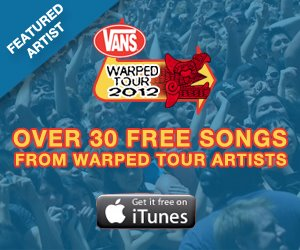 Warped Tour 2012 Free Song Sampler
