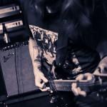 Warshack - band live at Kung Fu Necktie in Philadelphia