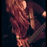 Infernal Stronghold - band live in Philadelphia June 2012 Millcreek Tavern