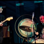 Los Straitjackets live at World Cafe in Philadelphia