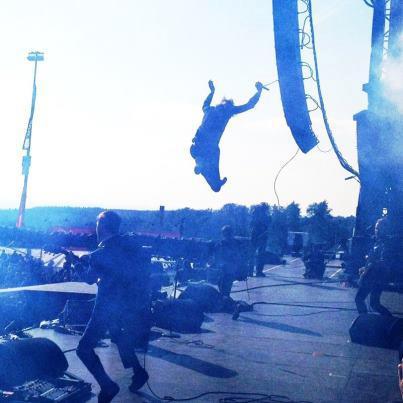 Refused - live 2012