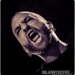 The Acacia Strain - band live in Philadelphia - Scream It Like You Mean It Tour
