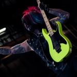 Blood On The Dance Floor - Vans Warped Tour 2012 - Camden, NJ