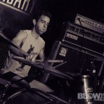 Burning Love - band live at The Barbary in Philadelphia July 2012