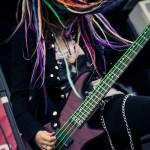 Cherri Bomb - Vans Warped Tour 2012 - Camden, NJ