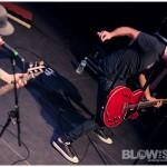 Ducky Boys - band live in Philadelphia July 2012 - Dante Torrieri