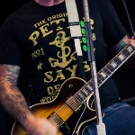 Four Year Strong - Vans Warped Tour 2012 - Camden, NJ