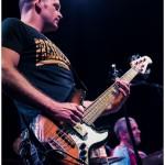 Hub City Stompers - band live in Philadelphia July 2012 - Dante Torrieri