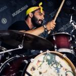 Iwrestledabearonce - Vans Warped Tour 2012 - Camden, NJ