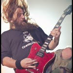 Lamb of God - band live at Trocadero in Philadelphia