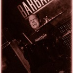 Martyrdöd - band live at The Barbary in Philadelphia July 2012