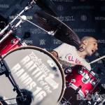 Matt Toka - Vans Warped Tour 2012 - Camden, NJ