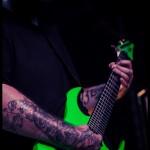 Oceano - band live in Philadelphia - Scream It Like You Mean It Tour