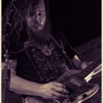 Red Fang - band live at The Note in West Chester, PA