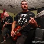 Rude Awakening - band live in Philadelphia July 2012