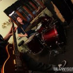 Sawed Off - band live in Philadelphia July 2012