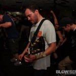 Shipwreck - band live in Philadelphia July 2012