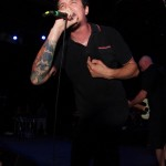 Sick Of it All - band live in Philadelphia July 2012 - Anne Spina