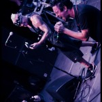 Sick Of It All - band live in Philadelphia July 2012 - Dante Torrieri