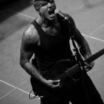 Sick Of It All - band live in Philadelphia July 2012 - Dante Torrieri