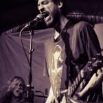 Spirit Animal -band live at Kung Fu Necktie in Philadelphia July 2012