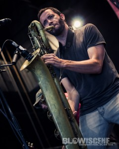 Streetlight Manifesto - Vans Warped Tour 2012 - Camden, NJ