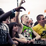 Vanna - Vans Warped Tour 2012 - Camden, NJ