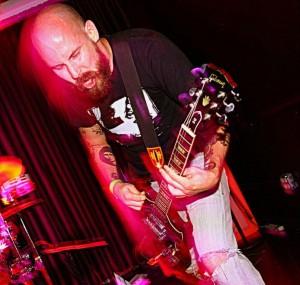 Scott Endres - Make - band live