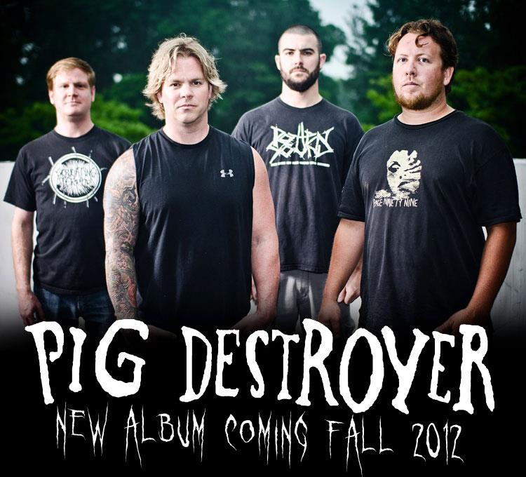 Pig Destroyer New Album 2012