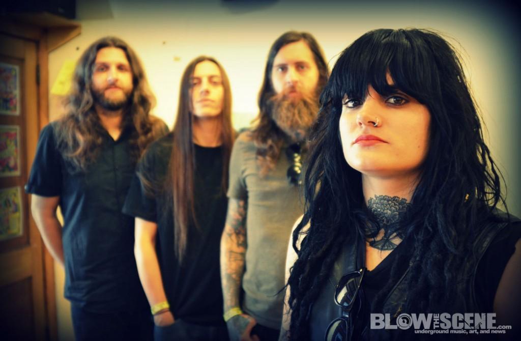 Royal Thunder - band interview