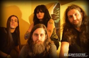Royal Thunder - full band June 2012