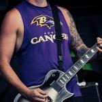 The Ghost Inside - Vans Warped Tour 2012 - Camden, NJ