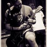 Pugilist - band live in Philadelphia at Troc Balcony