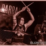 The Secret - band live at The Barbary in Philadelphia July 2012