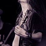 Agalloch - band live at Underground Arts in Philadelphia