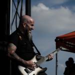 Anthrax - band live at Mayhem Fest 2012 Camden, NJ