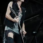 Asking Alexandria - band live at Mayhem Fest 2012 Camden, NJ