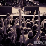 Between The Buried and Me - Summer Slaughter Tour 2012 - Philadelphia