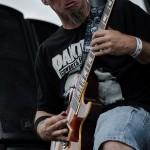 Beyond the Scare - band live at Mayhem Fest 2012 Camden, NJ