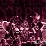Cannibal Corpse - Summer Slaughter Tour 2012 - Philadelphia