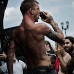 Dirtfedd - band live at Mayhem Fest 2012 Camden, NJ
